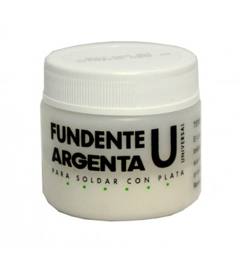 Fundente Universal para Soldadura Fuerte con Plata...