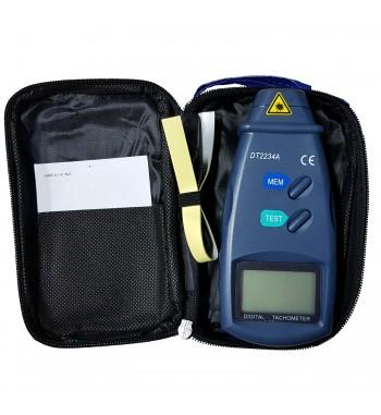Tacometro Digital Laser Medicion De 2.5 A 99.999 Rpm...