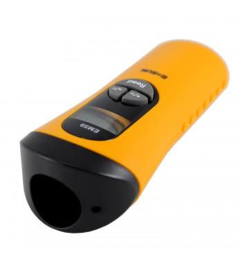 Medidor De Distancia Ultrasonico Laser De 0,4 a 18Mtrs...