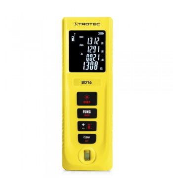 Medidor De Distancia Laser Profesional 40Mtrs TROTEC BD16