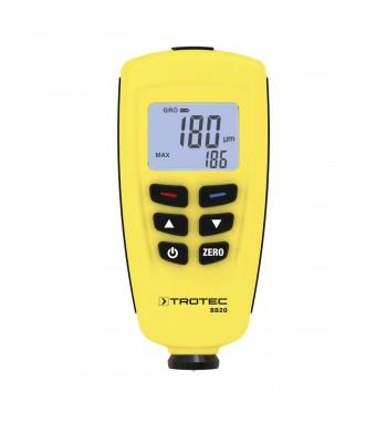 Micrometro Medidor De Espesor De Capas Trotec BB20