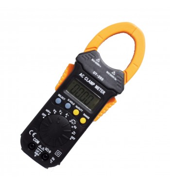 Pinza Amperometrica AC Capacimetro Digital DT-203