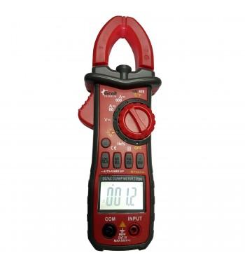 Pinza Amperometrica AC/DC Capacimetro Profesional Premium...