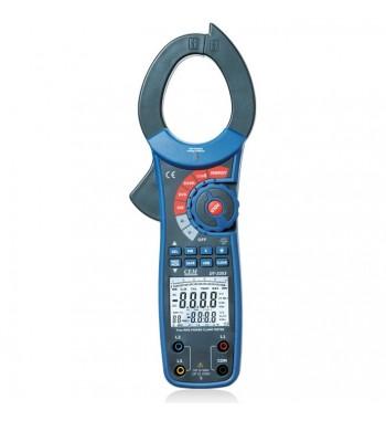 Pinza Cofimetrica Trifasica USB Trms 1000A 750V CEM DT-3353
