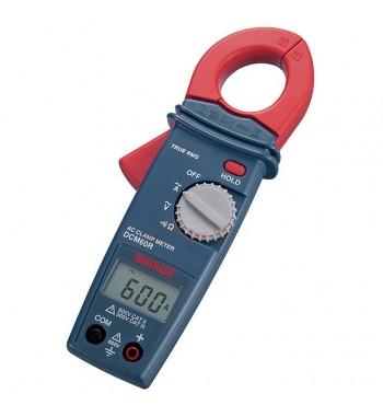 Pinza Amperometrica Digital AC 600V 600A TRMS Sanwa DCM60R