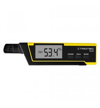 Termohigrometro -20° A 50°C Temp. Humedad Sensacion...
