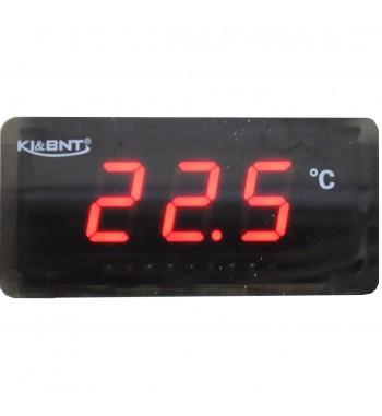 Termometro Digital Con Bulbo 220v -30º a +110ºC TPM 910