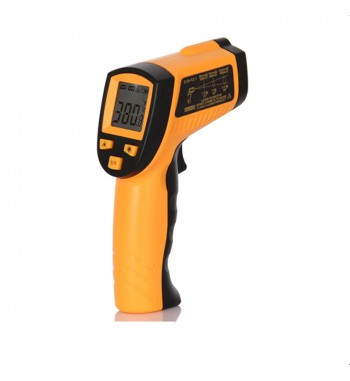 Termometro Infrarrojo Pistola -50º a +380ºC Gralf TGF-380