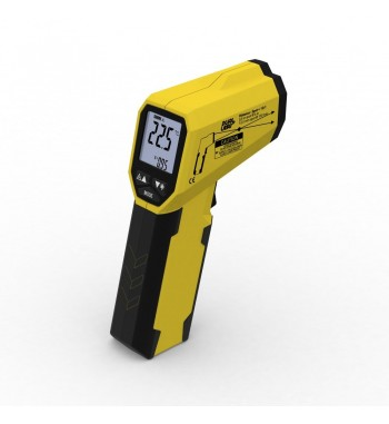 Termometro Infrarrojo Pistola -35º a +800ºC Con Doble...
