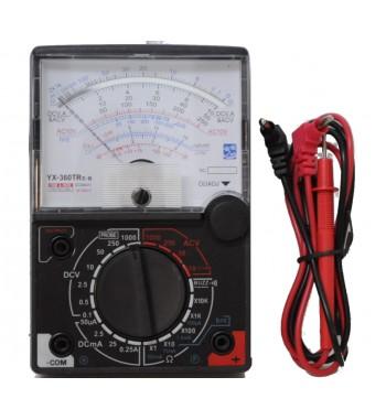 Tester Multimetro Analogico Ac Dc Resistencia Buzzer YX360TR