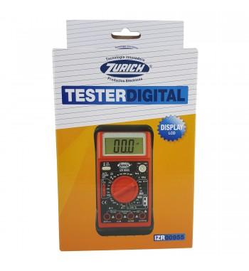 ester Multimetro Digital Zurich Con Capacimetro y...