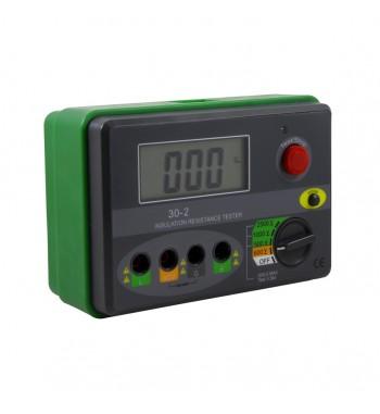 Tester De Aislación Megohmetro Digital 2500V 20GOhm Gralf...