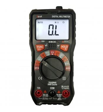 Tester Multimetro Digital Gralf Profesional Premium GMF-39D