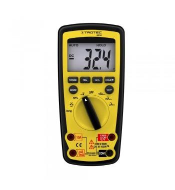Tester Multimetro Digital Profesional 1000V 10A...