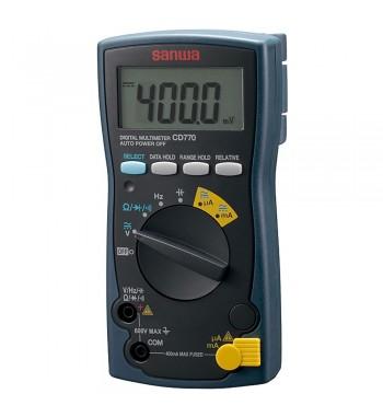 Tester Multimetro Digital Profesional DC/AC 600V...