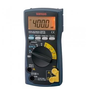 Tester Multimetro Digital Profesional 1000V 15A...