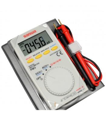 Tester Multimetro Digital Profesional Compacto De...
