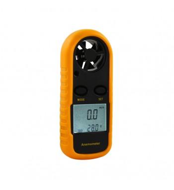 Anemometro Digital Mide Velocidad Viento temperatura WH816