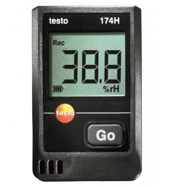 Data Logger Mini Registrador De Temperatura y humedad...