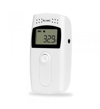 Termometro Data Logger Digital Puerto USB Temperatura y...