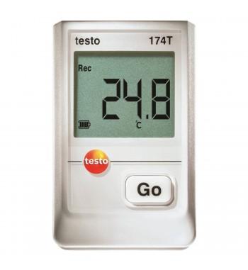 Data Logger Mini Registrador De Temperatura Testo 174T