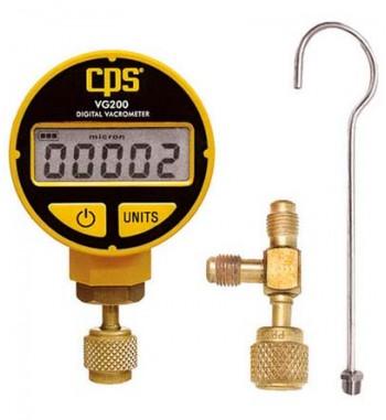 Vacuometro Digital para refrigeración CPS VG200