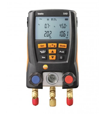 Manifold digital Testo 549
