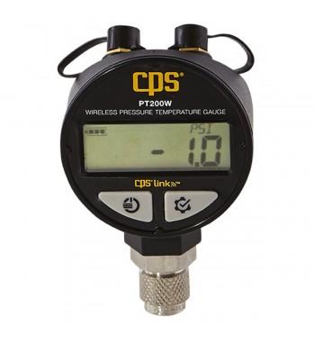 Manifold Inalámbrico Presión y temperatura CPS PT200W