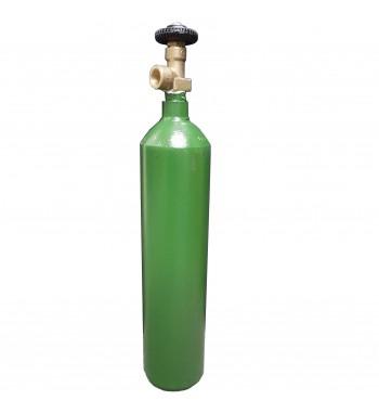 Tubo Cilindro para Nitrogeno de hierro 1/2 m3