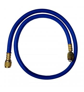 Manguera Azul de Baja Para Refrigeración JR R410a 90cm...