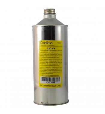 Aceite Danfos 1LPolivinileter (PVE) Media y Baja Temp....