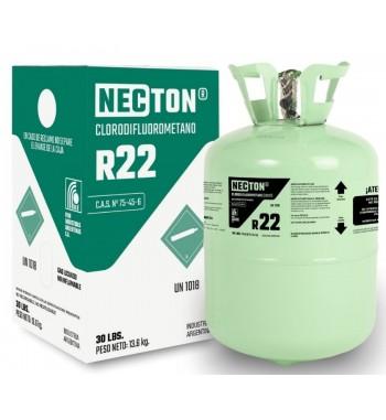 Garrafa de Gas R22 Necton Refrigerante 13,6Kg