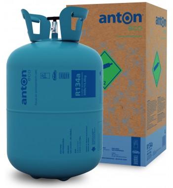 ,Garrafa de Gas R134a Anton Refrigerante 13,,6Kg,
