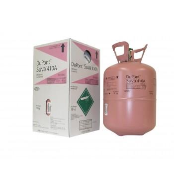 Garrafa de Gas R410a DuPont Refrigerante 11.350Kg