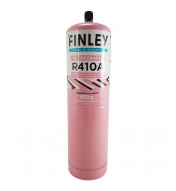 Garrafa de Gas R410A FINLEY Refrigerante 650gr