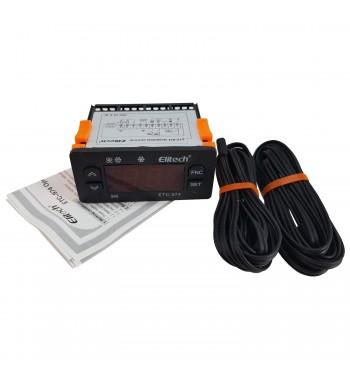Controlador De Temperatura Combistato 2 Sensor -50/110Cº...