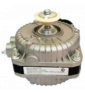 Motor Forzador Ventilador Heladera Comercial De 5/29W...