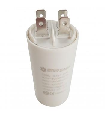 Capacitor de Marcha 12,5 uf 450VCA - Bluestar