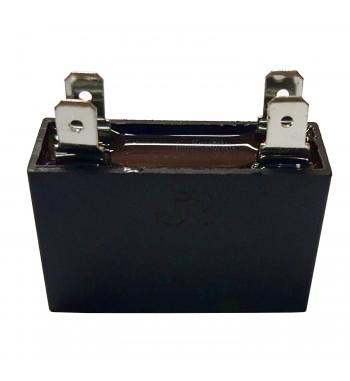 Capacitor de Marcha cuadrado 1,5 uf 450 VAC - JR