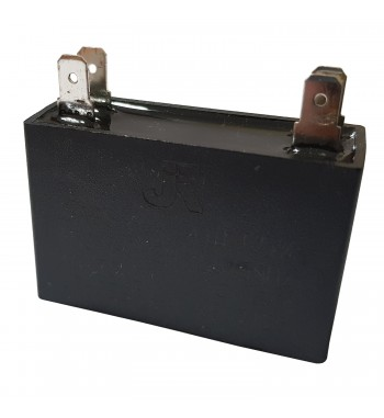 Capacitor de Marcha cuadrado 3,5 uf 450 VAC - JR