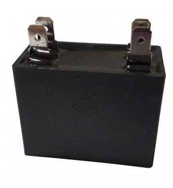 Capacitor de Marcha cuadrado 3 uf 450 VAC - JR