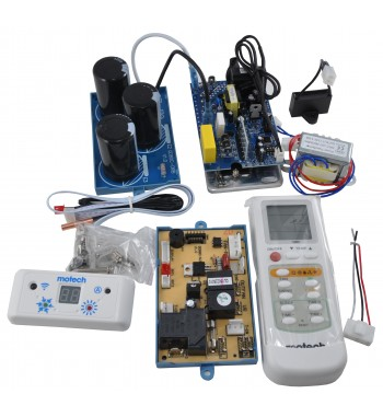 Plaqueta Control Universal Aire Acondicionado Inverter...