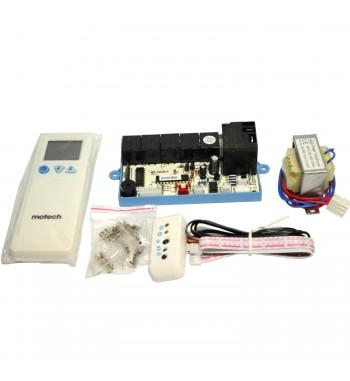 Plaqueta Control Universal para Aire Acondicionado QD-U03C+
