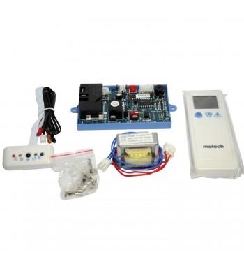 Plaqueta Control Universal para Aire Acondicionado QD-U05PG+