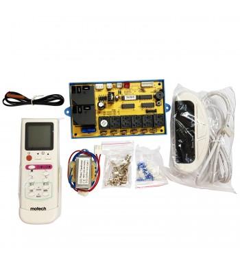 Plaqueta Control Universal para Aire Acondicionado QD-U10A