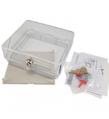 Caja Protectora De Termostato 191x165x75mm Honeywell...