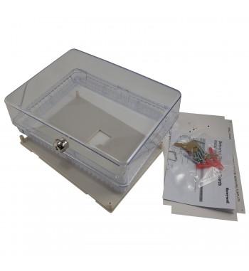 Caja Protectora De Termostato 248x184x86mm Honeywell...