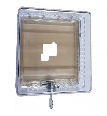 Caja Protectora De Termostato Con Llave Cuadrada SP-BTGK