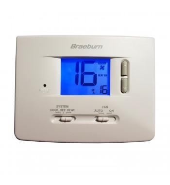 Termostato de Ambiente 1H/1C Braeburn 1020NC