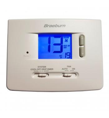 Termostato de Ambiente 2H/1C Braeburn 1220NC
